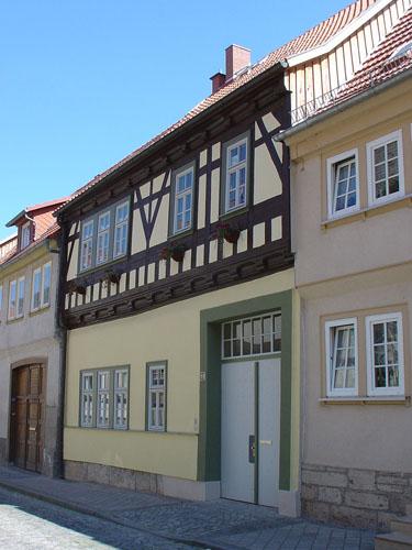 Mühlhausen Holzstraße 19