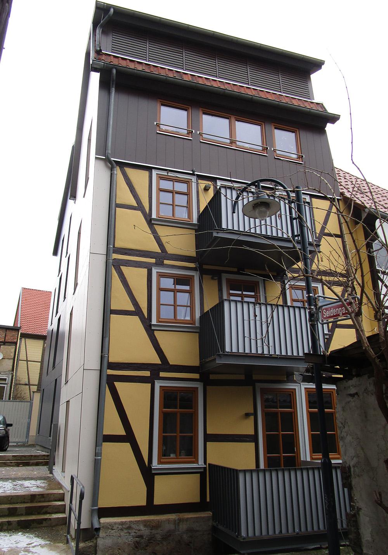 Mühlhausen  Kuttelgasse
