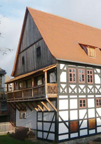 Bad Langensalza Haus Rosenthal