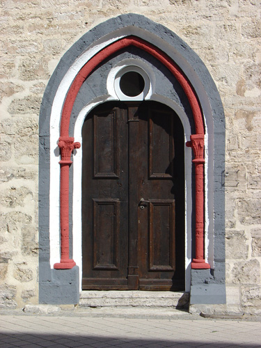 Mühlhausen Antoniuskapelle