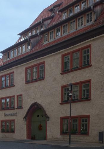 Mühlhausen Beurenhof